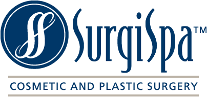 surgispa cosmetic and plastic surgery logo