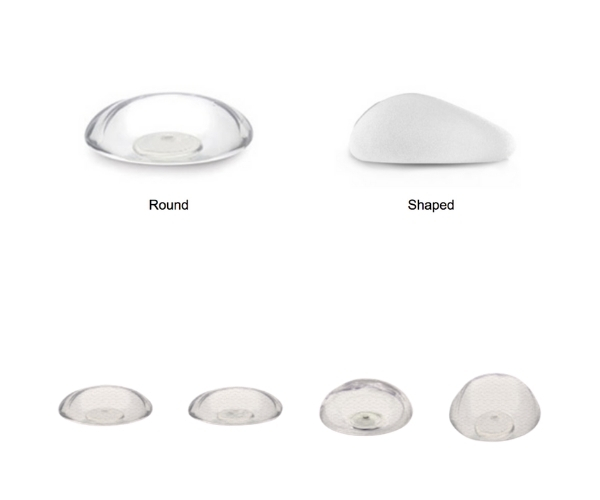 breast implant shapes and profiles in las vegas and henderson with surgispa