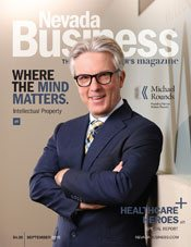 nevada business magazine 2015 cover